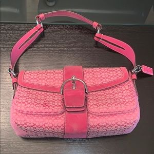 Pink coach purse❤️2 for $100❤️